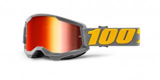 100% Strata 2 Mx Goggle